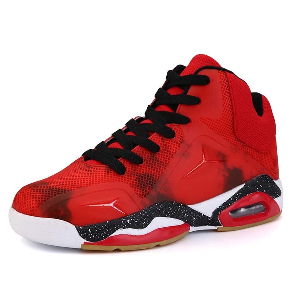 Basketball Schuhe Männer Lässige Sportschuhe Laufen Schuhe Stiefel Sportschuhe Trend Rutschfeste Luftkissen Atmungsaktive Leichte Wanderungen