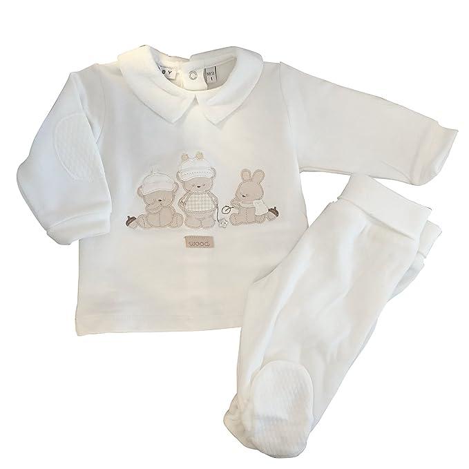 comprare in vendita fascino dei costi 2020 Melby Tutina Clinica Nascita Panna-1 M: Amazon.it: Abbigliamento