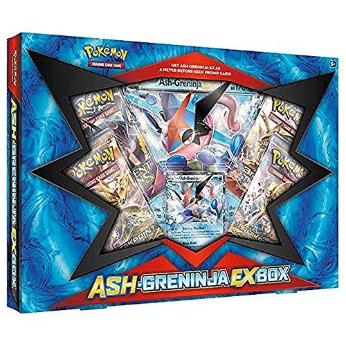 Pok%C3%A9mon 820650801273 Pokemon TCG Ash Greninja EX product image