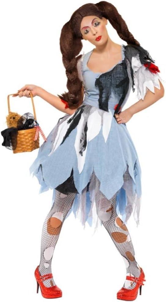 Smiffys - Disfraz de Dorothy Halloween para mujer, talla M ...