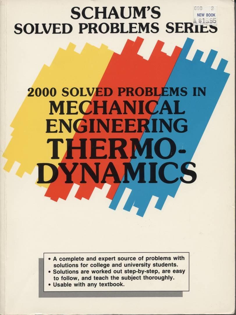 Pdf engineering thermodynamic