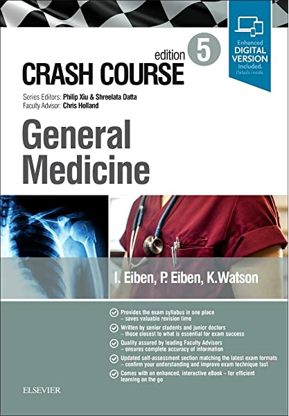 Crash Course General Medicine 9780702073724 Medicine Health Science Books Amazon Com