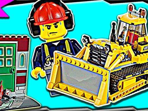 Clip: Construction Bulldozer