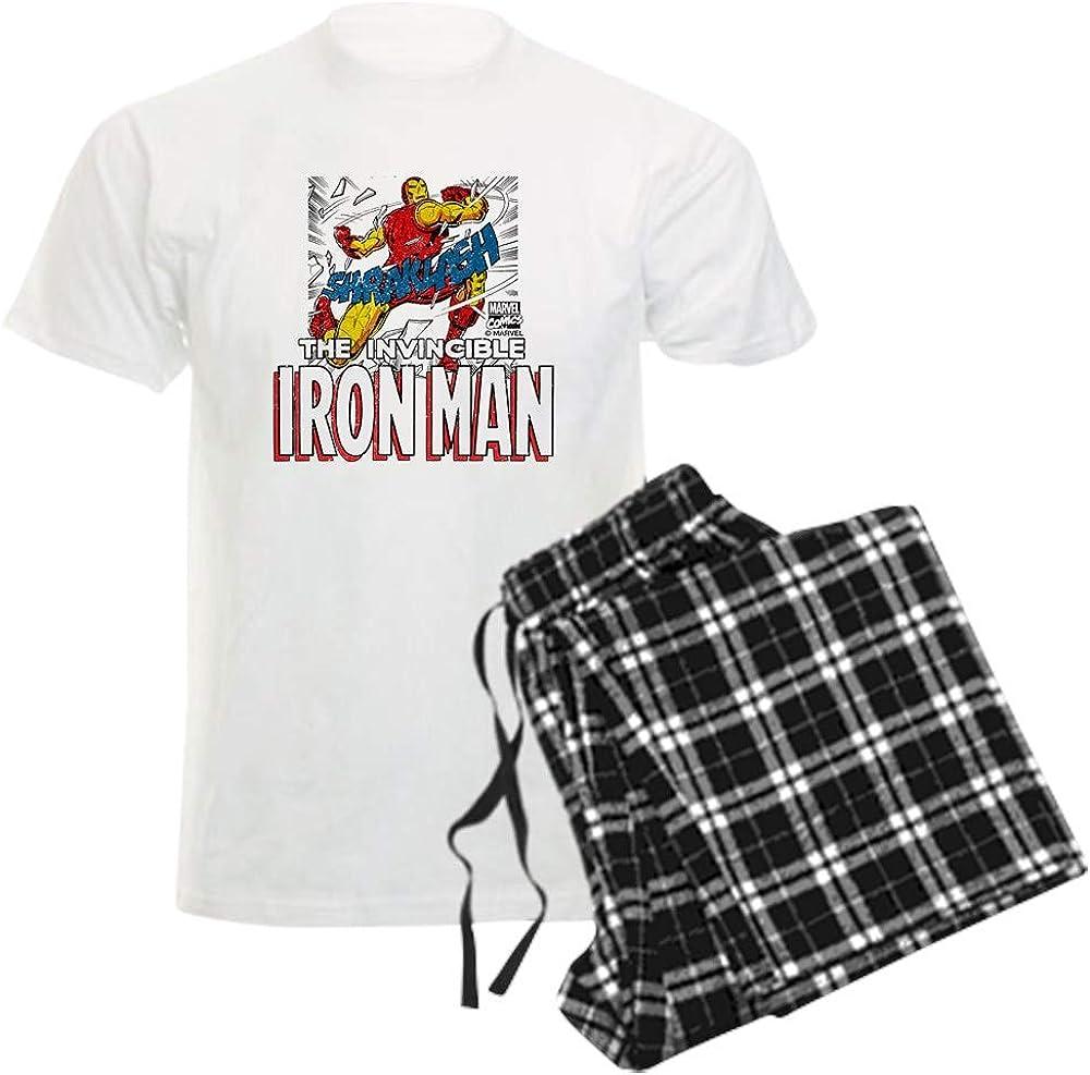 CafePress Iron Man MC Pajama Set