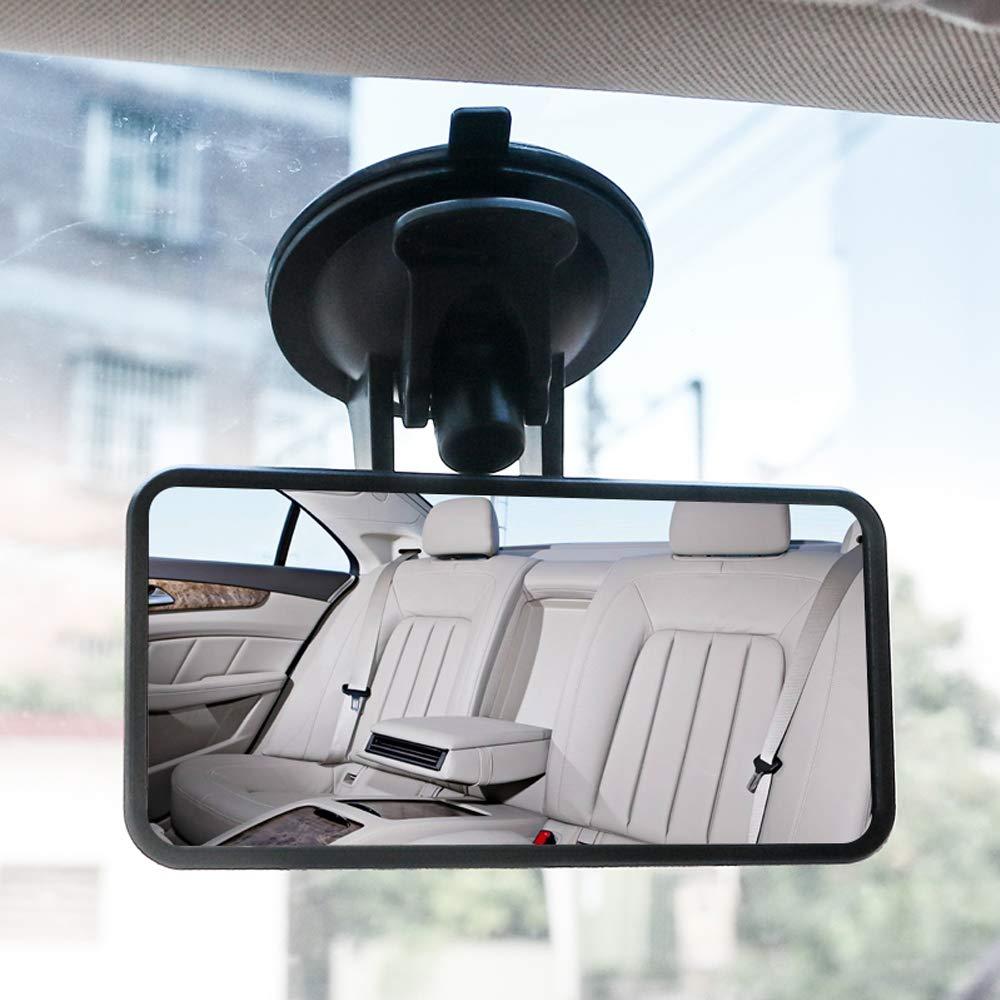 SunTop Beb/é Espejo Retrovisor Universal de Coche Asiento Trasero Vista Espejo Monitor de Coches de Beb/é