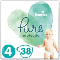 Prima Pure Bebek Bezi, 4 Beden, 38 Adet