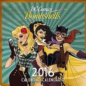 DC - Calendario multicolor (SD Toys SDTWRN89353)