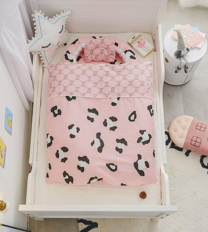 KESS InHouse Nick Nareshni Lily Pad Flower Coral Green Fleece Baby Blanket 40 x 30