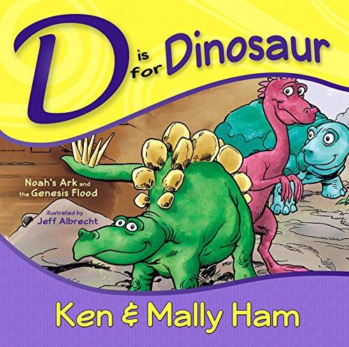 Read Online D is for Dinosaur pdf