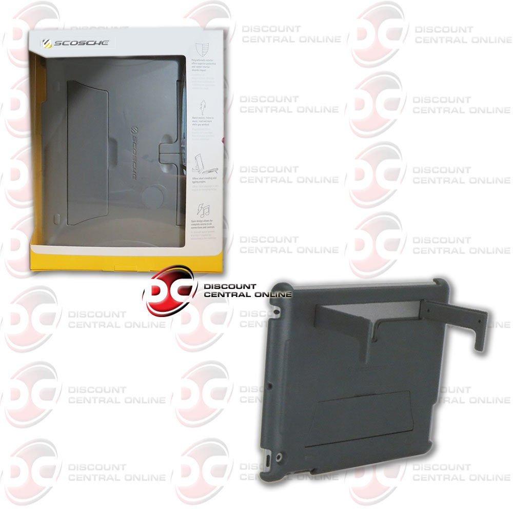 Scosche Sport Cover Kickfit iPad 3 IPD3KFGY by Scosche