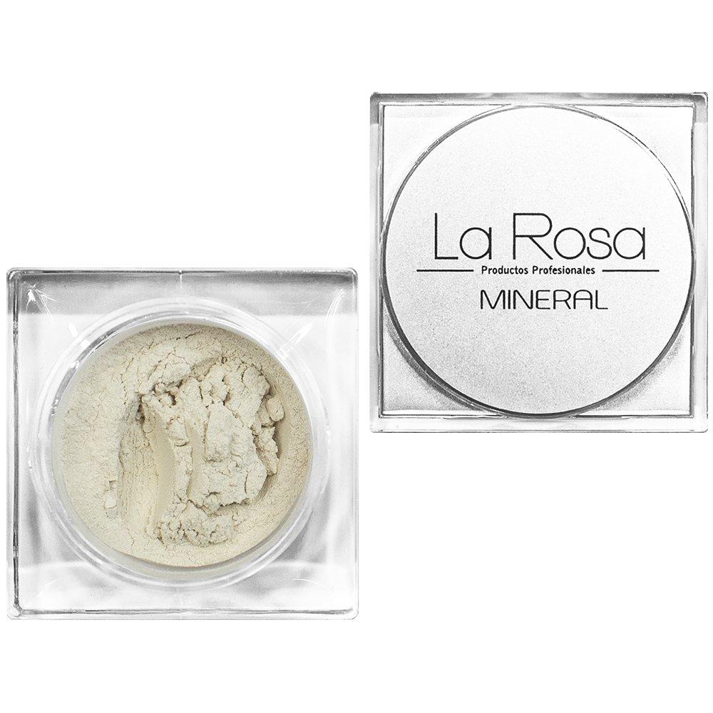La Rosa el polvo mineral no 61 light el iluminador mineral - 4,5 gr La Rosa Profesionales LP61