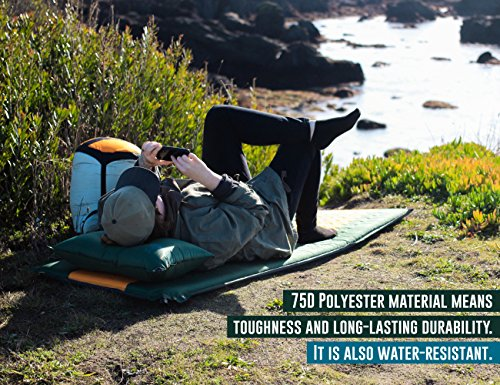 Ryno Tuff Sleeping Pad Set, with Travel The is Yet A Must Hiking,