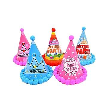 Amazon.com: mynse Juego de 7 lindo niños fiesta de ...