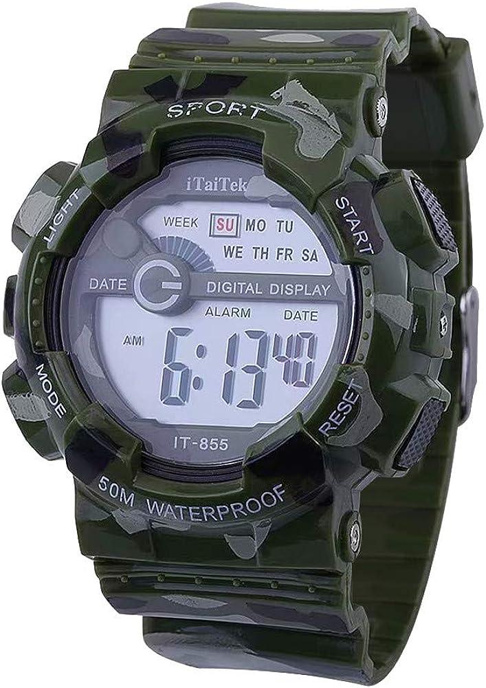 Reloj Impermeable Waterproof Watches Reloj Inteligente Hombre ...
