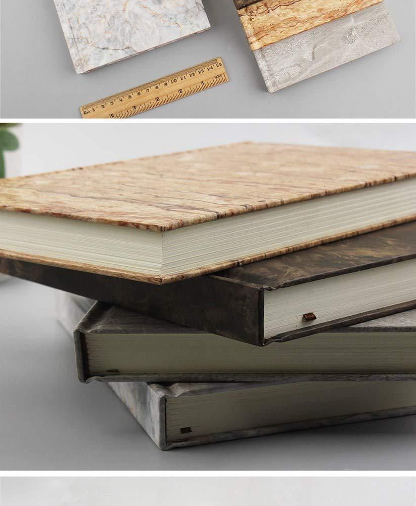 YWHY Cuaderno El Bloc De Notas Del Día Del Concha Cuaderno De Concha Del Dura De Mármol A5 Espesa El Manual De Este Diario De Regalos, A a6a408