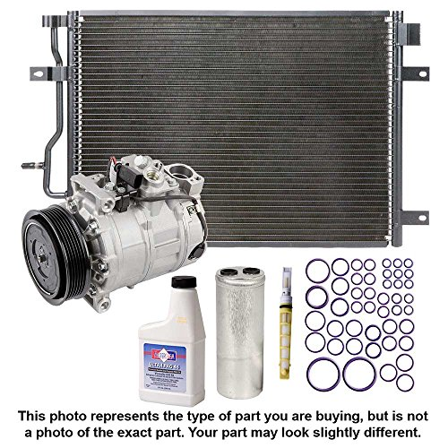 A/C Kit w/AC Compressor Condenser & Drier For Ford Contour & Mercury Cougar - BuyAutoParts 60-89382CK (Mercury Cougar A/c)
