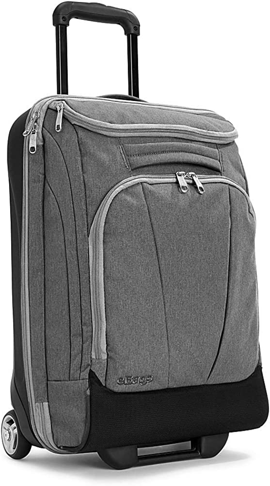 eBags TLS Mother Lode Mini 21 Inch Wheeled Duffel Bag Luggage – Carry-On