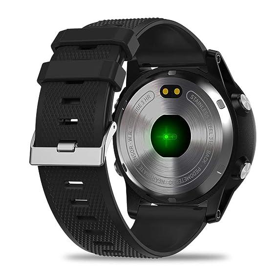 S-tubit Zeblaze Vibe 3 HR Smartwatch 3D UI Registro de Actividad para Todo el día IP67 Impermeable Dispositivo de Uso con Monitor de Ritmo cardíaco ...