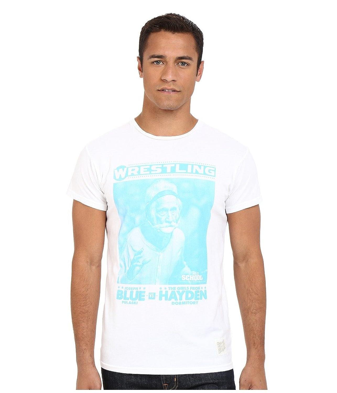 The Original Retro Brand Men's Short Sleeve Vintage Cotton Old School T-Shirt