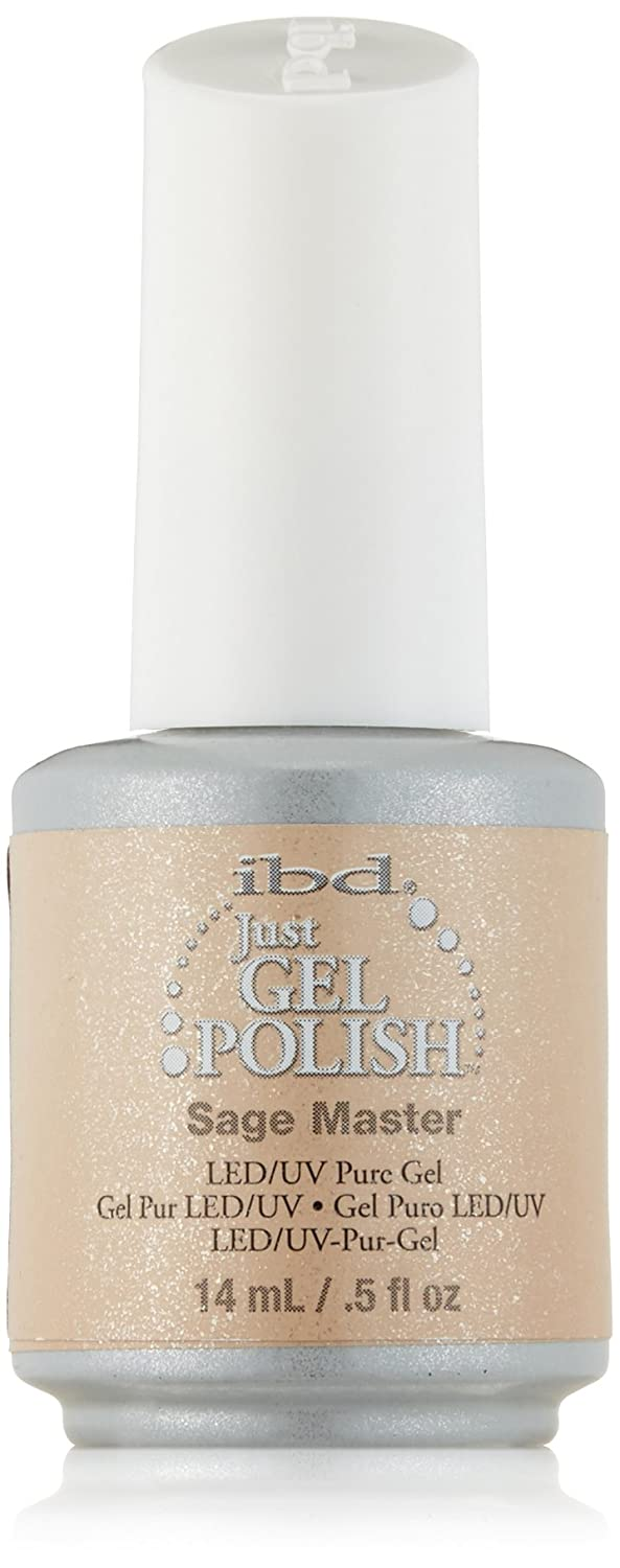 IBD Just Gel Nail Polish, Sage Master, 0.5 Fl. oz. IE138