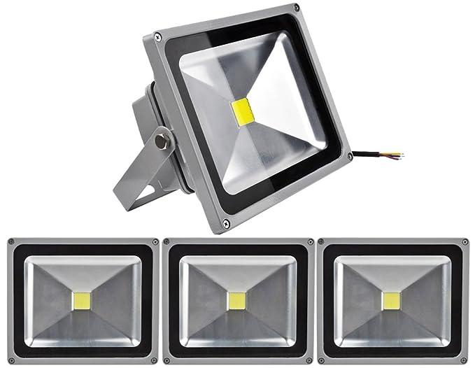 4X 30W RGB lámpara del proyector LED con cambio de color con ...