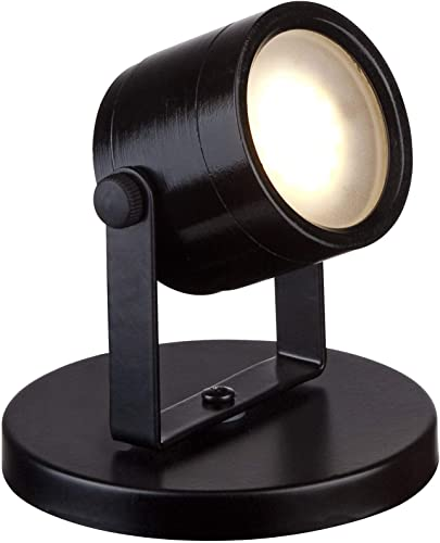 Ladera 5 High LED Accent-Uplight in Black – Pro Track