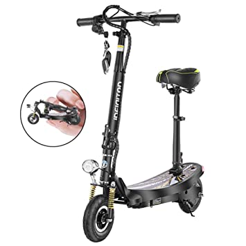 Amazon.com: Scooters eléctrico para adultos, plegable, 264.6 ...