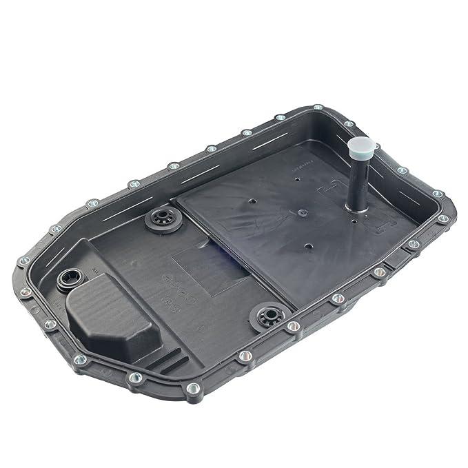 a-premium líquido de transmisión automática aceite pan para BMW E60 E70 E87 E85 E90 E92 E93 F01 24152333907: Amazon.es: Coche y moto