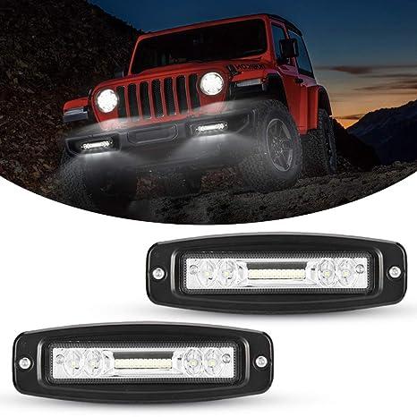 Amazon.com: BUNKER INDUST - Luz LED de montaje empotrado ...