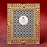 44 Magnificent Gold Lattice 5 x 7 Frames
