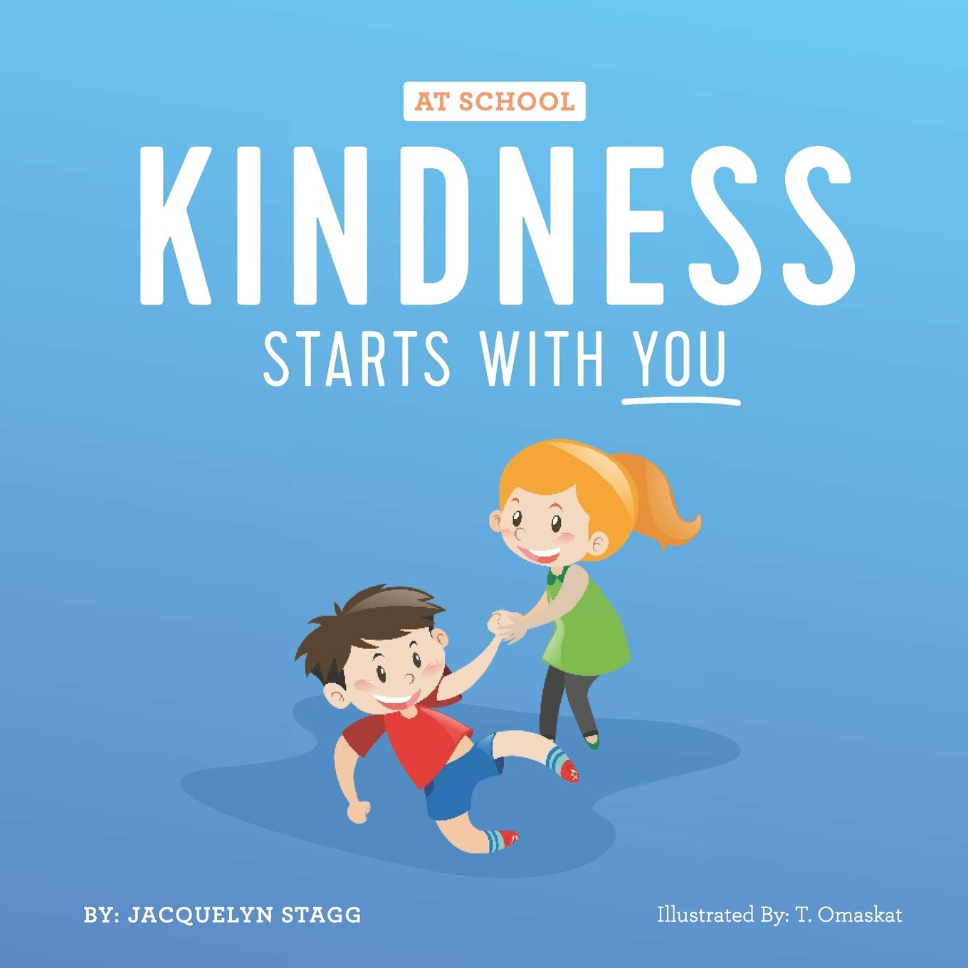 Kindness Starts You At School product image