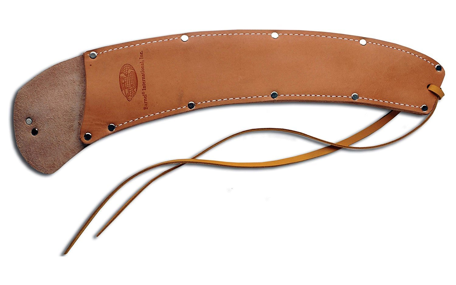 Barnel BLS937 19'' USA Leather Sheath for Z17 Saw by Barnel