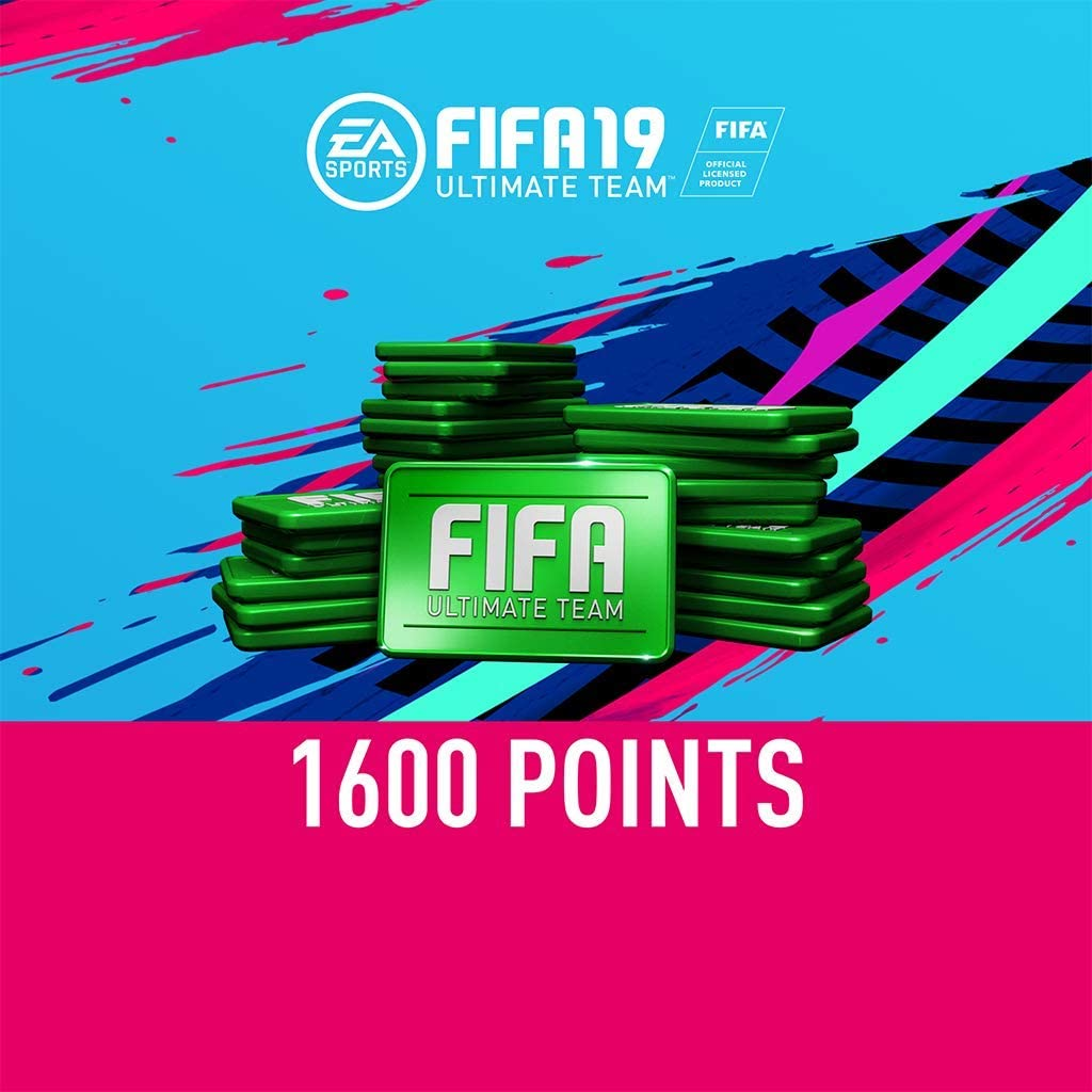 Amazon com: FIFA 19: 2200 FIFA Points - PS4 [Digital Code]: Video Games
