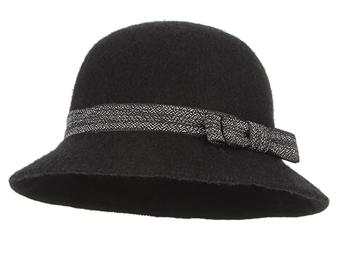 29deaa37dc Gemvie Women Winter Felt Bucket Hat Wool Cloche Hat at Amazon ...