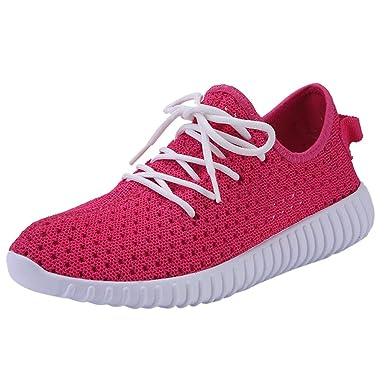 Homebaby - Zapatillas deportivas de verano para mujer y niña ...