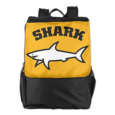 Shark-cartoon-design Bag,Backpack,hiking-daypacks