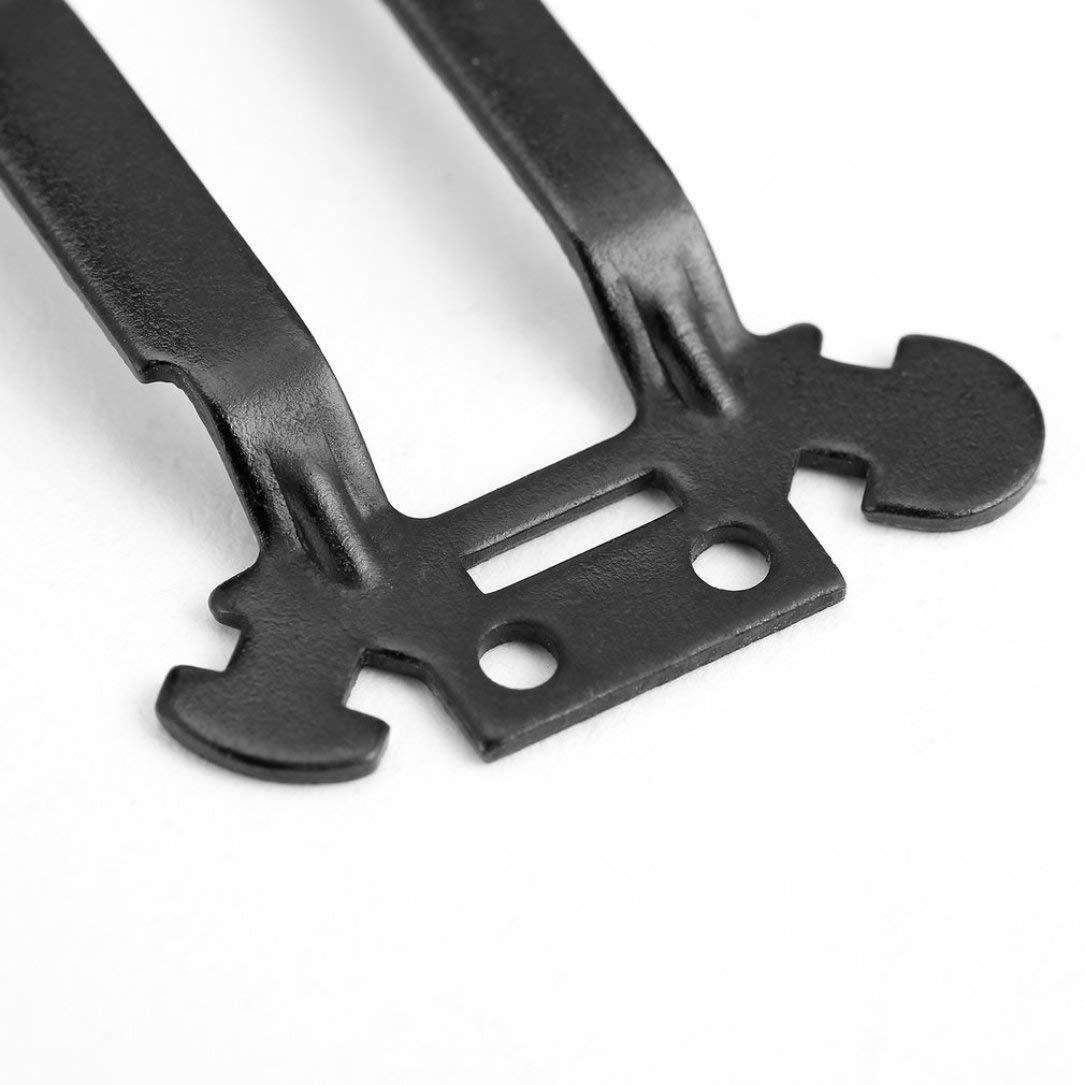 Gimbal Vibrationsplatte Bord dauerhafte Aluminium Sto/ßd/ämpfer Komponenten Gimbal Vibrationsplatte Bord Gimbal D/ämpfungsbrett f/ür DJI Mavic Pro