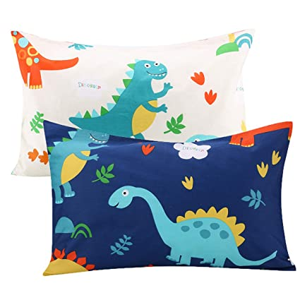 Kids Toddler Pillowcases UOMNY 2 Pack 100/% Cotton Pillow Caver Pillowslip Case Fits Pillows sizesd 13 x 18 or 12x 16 for Kids Bedding Pillow Cover Baby Pillow Cases Crab