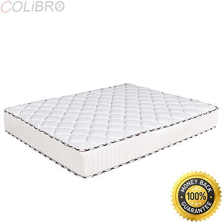 Amazon Com Colibrox 10 Inch Full Size Memory Foam Mattress Pad