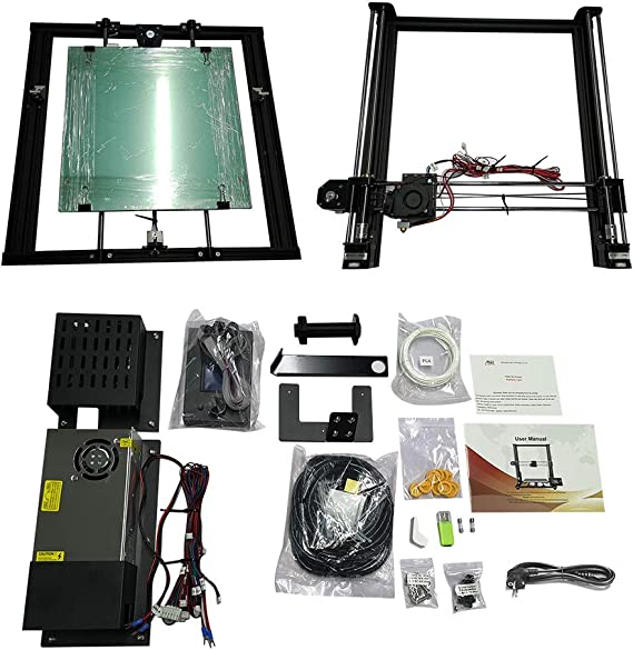 Anet A8 Plus - Impresora 3D actualizada, semiensamblada, 300 x 300 ...