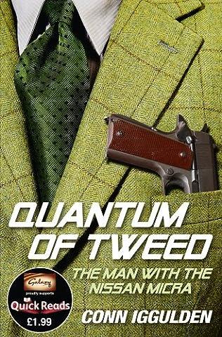 book cover of Quantum of Tweed