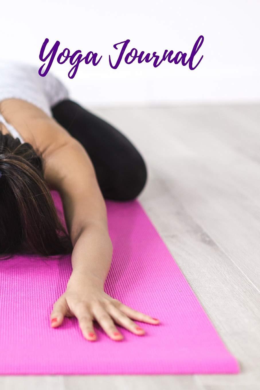 Yoga Journal: Damsel Publishing: 9781790731046: Amazon.com ...