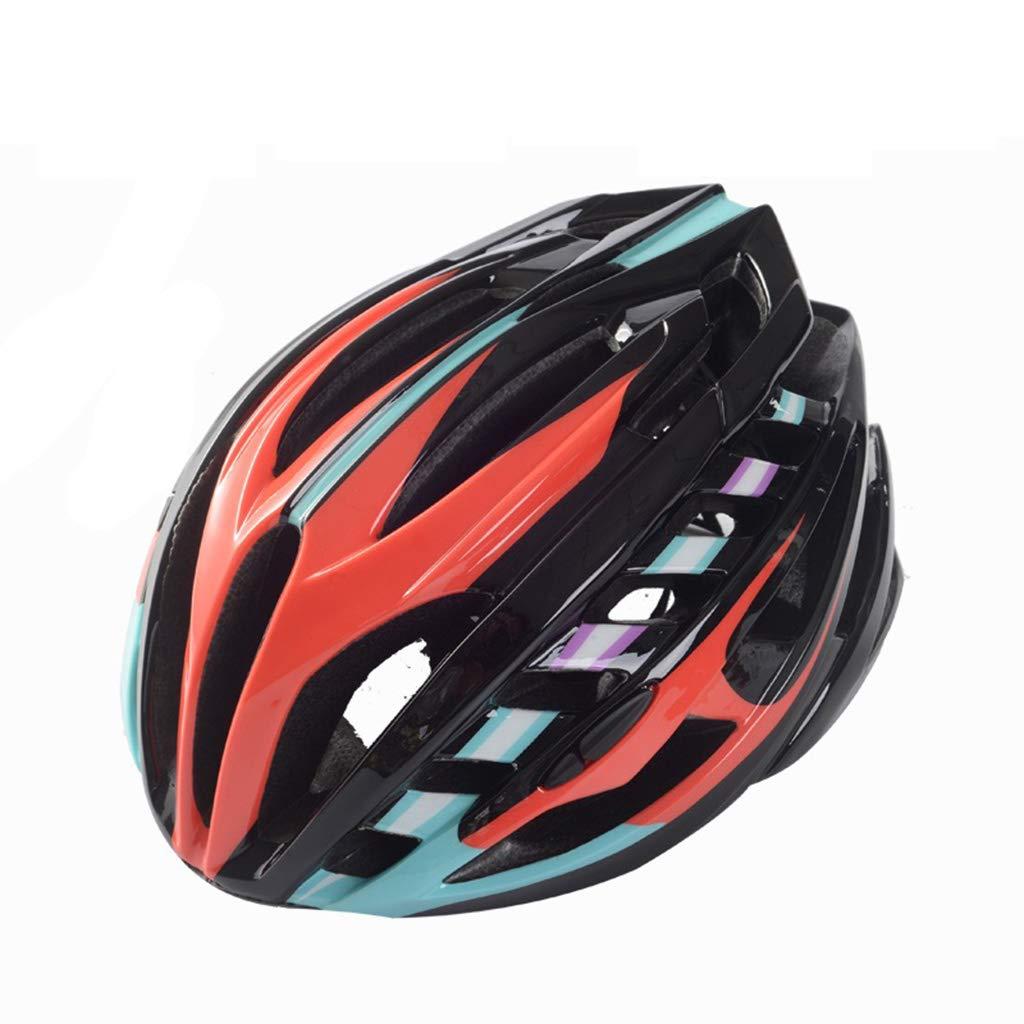 ヘルメット 自転車ヘルメット - ポータブルリムーバブルサンシェード安全ヘルメット (色 : B, サイズ さいず : XL) B07HWLK17R X-Large|B B X-Large