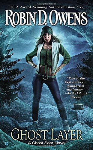 Ghost Layer (The Ghost Seer Novel) (Robin D Owens Ghost Seer compare prices)