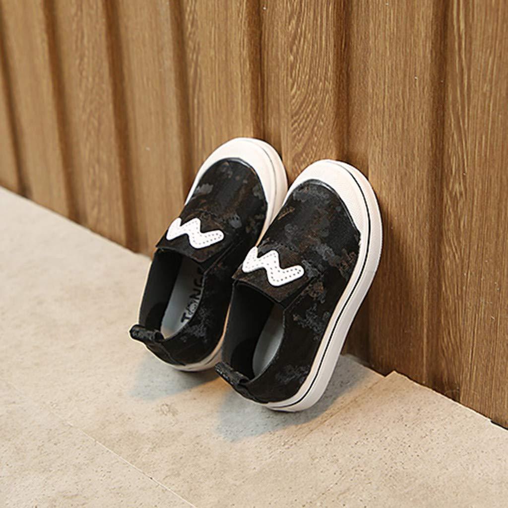 b9e1c40f07d Afinadores Instrumentos musicales Berimaterry Zapatos de Primeros Pasos  Unisex bebé Deporte Niños Zapatillas sin Cordones para Niñas Blancas Niña  Velcro ...