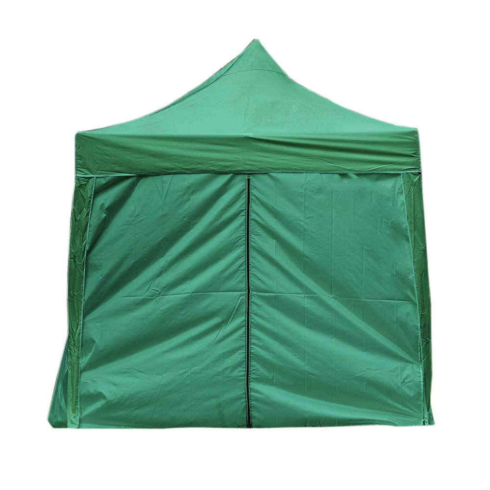 furniture-uk-shop Waterproof 2.5Mx2.5M Pop Up Gazebo Marquee Garden Awning Party Tent Canopy (Green)