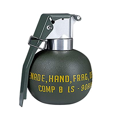FenglinTech M67 Plastic Toy Grenade: Toys & Games