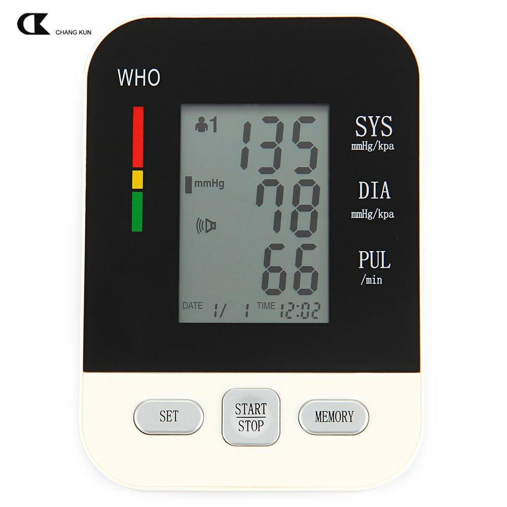 PuMaple Tensiómetro de brazo digital, para dar lecturas de presión arterial rápidas, cómodas y precisas: Amazon.es: Salud y cuidado personal
