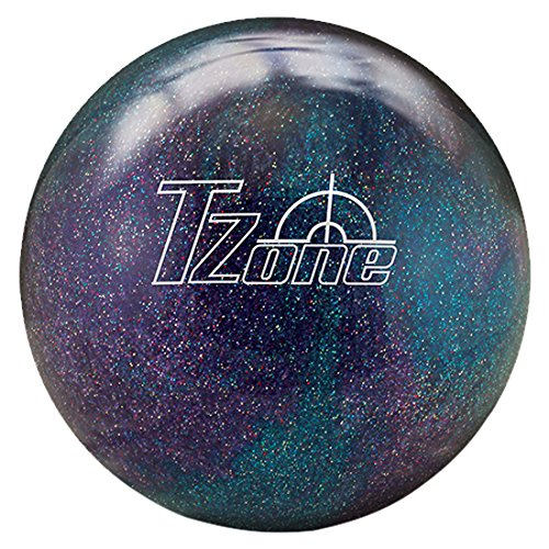 Brunswick Tzone Deep Space Bowling Ball, 12 lb