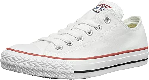Converse Kids/' Chuck Taylor All Star Canvas Low Top Sneaker Optical White 3J256
